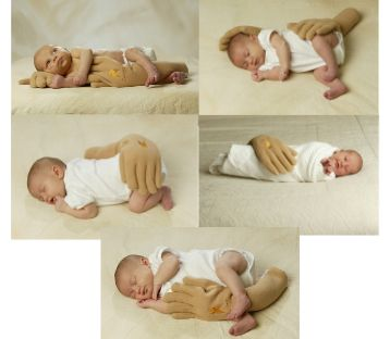 Infant Hand Pillow