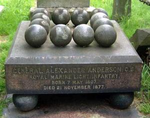 Cannonball Grave