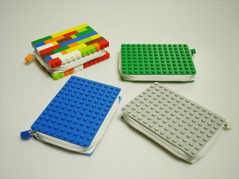 Customizable Lego Wallet