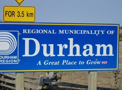 Durham Great Place to Grow Pot