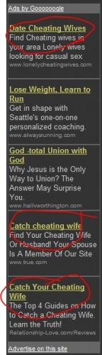 Catch your cheating wife by dating her