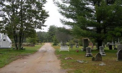 Graveyards Where You Don't  Want To Be Buried