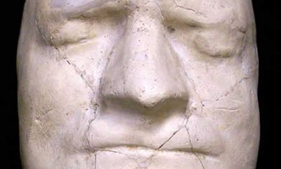20 Death Masks Of Famous People