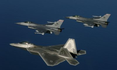 Top 10 Fighter Jets in Aviation History