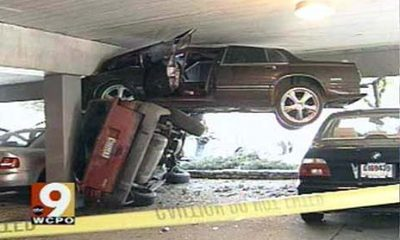 20 Car Accidents that Defy Explanation