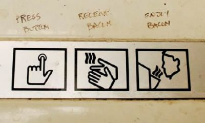 25 Funny Toilet Graffiti
