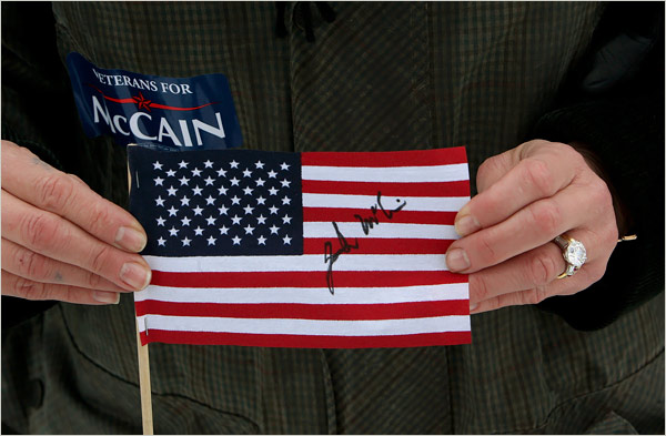 Marking a Flag is Offensive!
