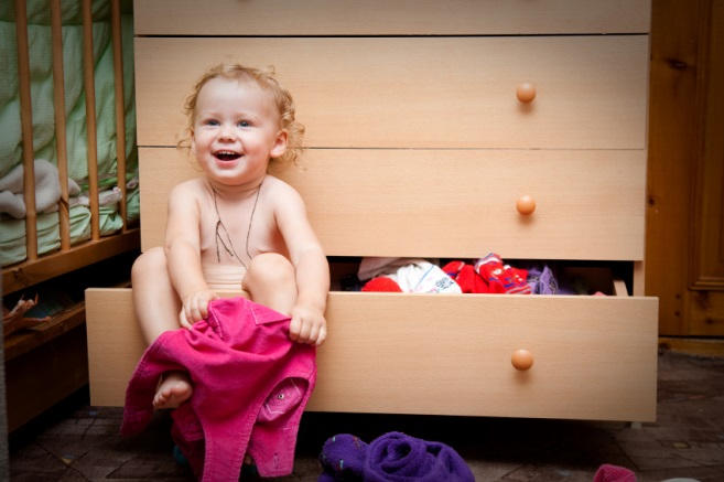 Kids Below Five Years of Age May Run Around Naked!