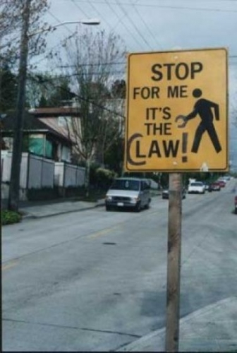 Its the Claw
