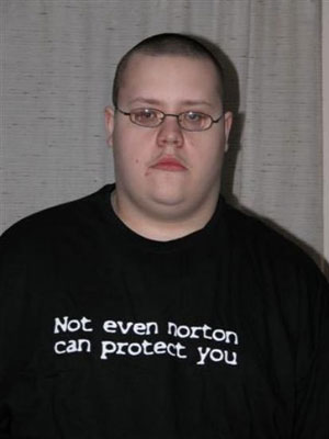Not even god can protect you from him