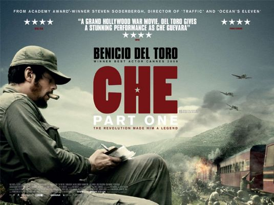 Che 2008 - Top 10 Political Movies