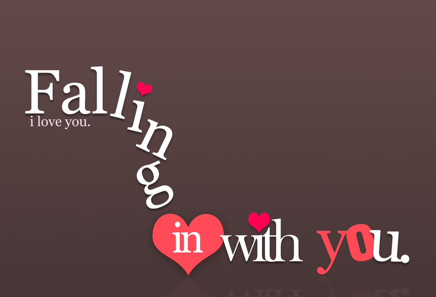 I'm Falling in Love with You!