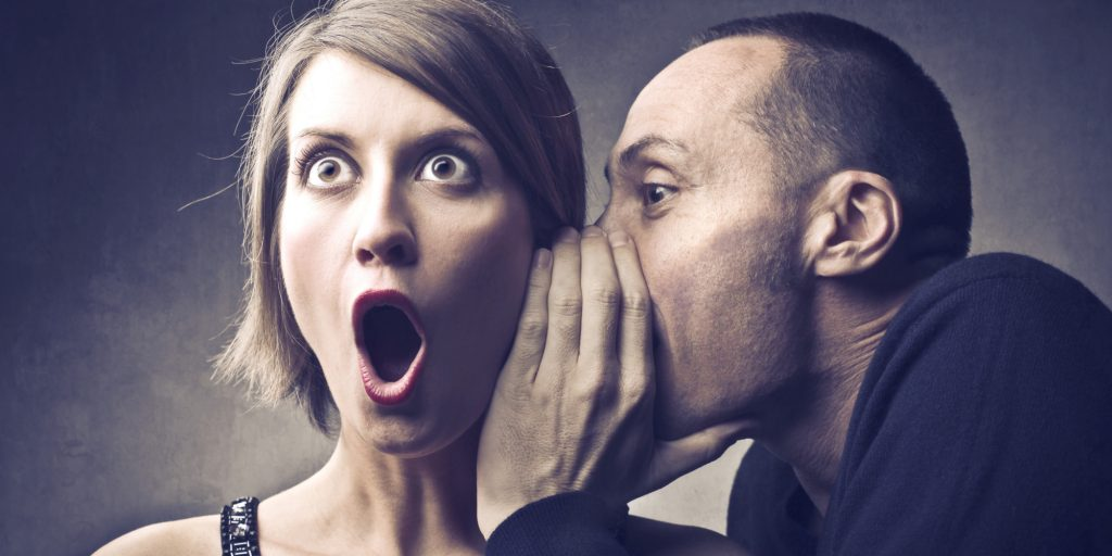 You Dare Not Whisper During the Church Service!
